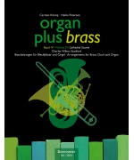 5432. C.Klomp : Organ Plus Brass Vol.4 Cathedral SoundsBrass Choir and Organ (Bärenreiter)