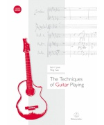 0531. Seth F.Josel : The Techniques of Guitar Playing + CD (Bärenreiter)