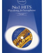 4952. Guest Spot No.1 Hits, Playalong for alto Saxophone+CD