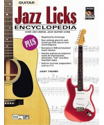 2015. J.Fisher : Jazz Licks Encyclopedia. Book and CD