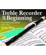 4959. J.Pitts : Treble Recorder From The Beginning: Pupil s Book New Full-Colour Edition
