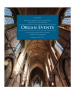0837. M.Weyer : Organ Events Concert Organ Music from four Centuries