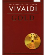 4886. A.Vivaldi :The Essential Collection: Vivaldi Gold + CD (Chester)