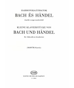 0310. J.S.Bach,G.F.Händel : Transcriptions for accordion (EMB)