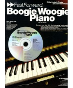 5924. B.Worall : Fast Forward: Boogie Woogie Piano +CD (EMB)