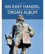 5407. D.Moult : An Easy Handel Organ Album Original Works and Arrangements (Bärenreiter)