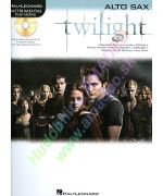 0786. Twilight - Alto Sax + CD