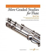 1388. P. Harris : More Graded Studies for Flute Book 2