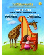 5966. J.Sármai : Giraffe Piano 1 ( EMB) Essential Sonatinas for Music Education