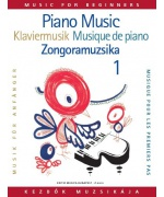 5964. M. Szávai : Piano Music for Beginners 1 (EMB)