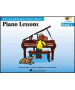 4747. P. Keveren : Hal Leonard Student Piano Library: Piano Lessons Book 1 + CD
