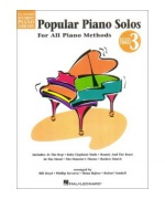 4750. W.P. Schmidt : Hal Leonard Student Piano Library : Popular Piano Solos Level 3