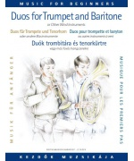 5546. E.Perényi : Duoes for Trumpet and Baritone
