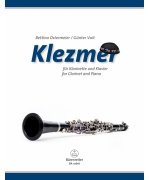5205. B.Ostermeier : Klezmer for Clarinet and Piano