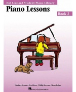 4751. W.P.Schmidt : Hal Leonard Student Piano Library: Piano Lessons Book 2