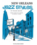 5981. W. Gillock : Jazz styles -New Orleans by Gillock