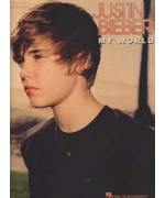 2072. JUSTIN BIEBER My World Piano solo