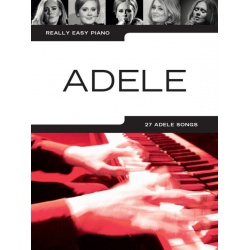 5034. Adele: Really Easy Piano - Adele 27 Adele Songs