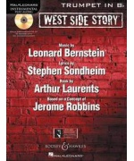 0720. L. Bernstein : West Side Story + CD (Boosey and Hawkes)