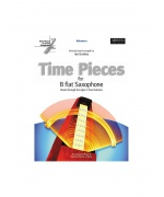 4928. Time Pieces For B Flat Saxophone Volume 2 (Music Sales)