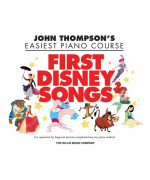 2534. J. Thompson : First Disney Songs