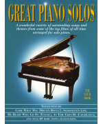 2025. Great Piano Solos: The Film Book
