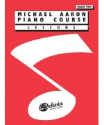 1540. M. Aaron : Aaron Piano Course: Lessons Grade 2
