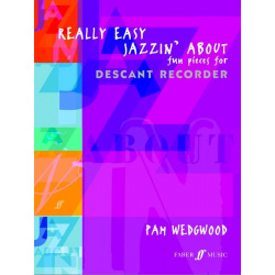 4824. P. Wedgwood : Really Easy Jazzin' About (descant recorder)