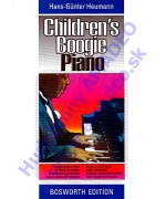 0220. H.G.Heumann : Children's Boogie Piano / Keyboard (Bosworth)