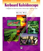 3509. M.Mier : Keyboard Kaleidoscope, Book 1, Elementary Solos for Piano (Alfred)