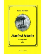 2174. M.Schmitz : 16 new Ragtimes for Piano