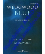 4739. P.Wedgwood : Blue for Solo Piano + CD (Faber)
