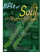 2071. Best of Soul and Rhythm'n'Blues - piano-vocal-guitar (Carish)