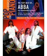 2018. H.G.Heumann : The Very Best of...ABBA - easy arrangements for piano