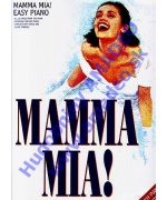 4828. Mamma Mia ! : 22 Songs from ther Show : Easy Piano, lyrics, chords (Wise)