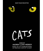 2989. A.L.Webber : Cats - Easy Piano Selection