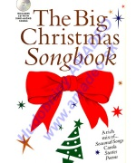0099. Big Christmas Songbook + CD with Sings-Along Songs (Wise)