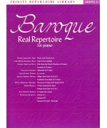 2212. Ch.Brown : Barock Real Repertoire for Piano Grades 5-7 (Faber)