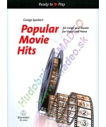 4599. G.Speckert : Popular Movie Hits for Violin & Piano (Bärenreiter)