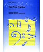 5295. H.Mancini : The Pink Panther for Alto Saxophone & Piano (Kendor)