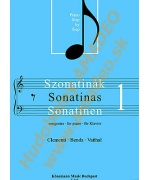 4706. A.Kemenes : Sonatinas for Piano 1. (Könemann)