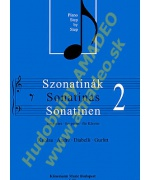 4707. A.Kemenes : Sonatinas for Piano 2. (Könemann)
