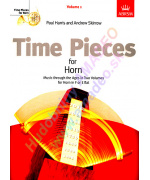 5540. P.Harris : Time Pieces For Horn with Piano Volume 1