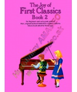 3543. D.Agay : The Joy of First Classics for Piano Book 2 (Yorktown)