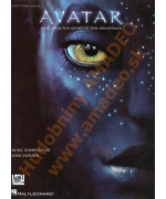 2028. J.Horner : AVATAR - Easy Piano Solo - Soundtrack (Hal Leonard)