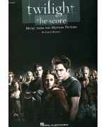 5043. The Twilight Saga,  the Score - Piano Solo - Music from the Motion (Hal Leonard)
