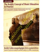 4011. The Kodály Concept of Music Education in Practice (English, Hungarian) - DVD-ROM