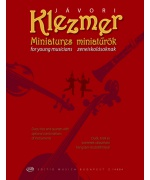 3464. F.Jávori : Klezmer miniatures for young musicians duos... (EMB)