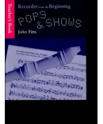 4955. J.Pitts : Recorder From The Beginning Pops And Shows Teacher's Book (EMB)