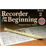 4953. J.Pitts : Recorder From The Beginning Book 2 Pupil's Book